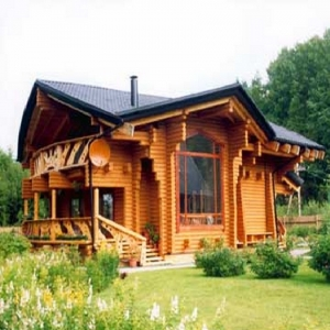 Projects of wooden houses up to 100 m2